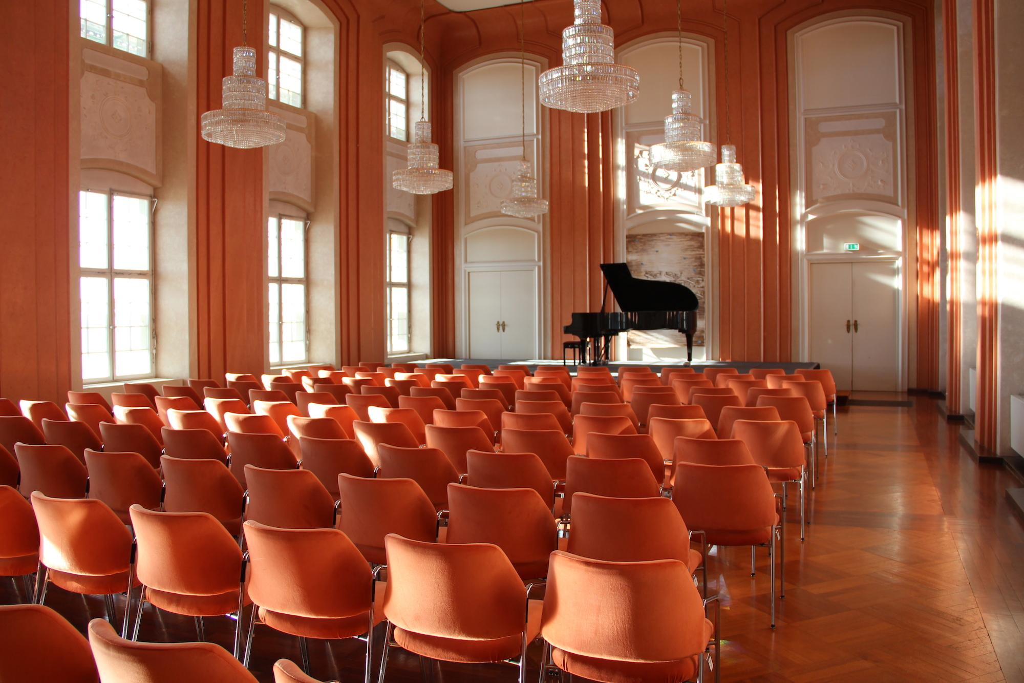 Neues Schloss Tettnang, Rittersaal