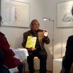 Blaue Stunde – Literatur im Café im Schloss